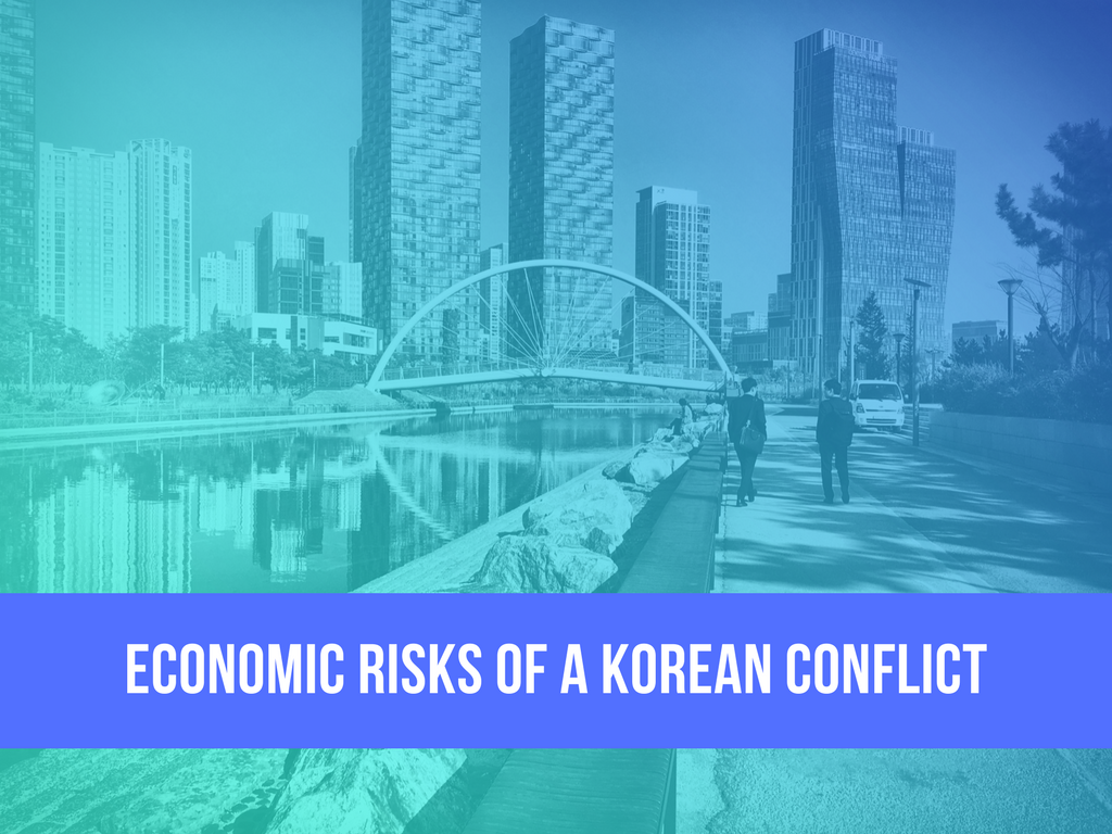 Economic Implications Of A Conflict With North Korea