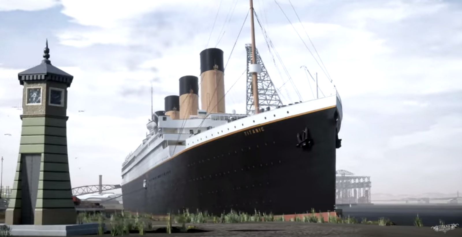 Fall of the titanic game free