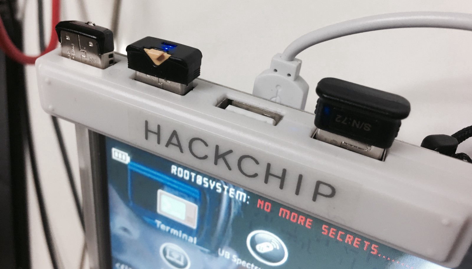 Hack Chip An Uber Portable Hacking Powerhouse Hackster Blog