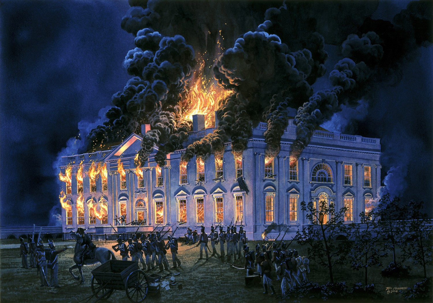 war of 1812 a history from beginning to end