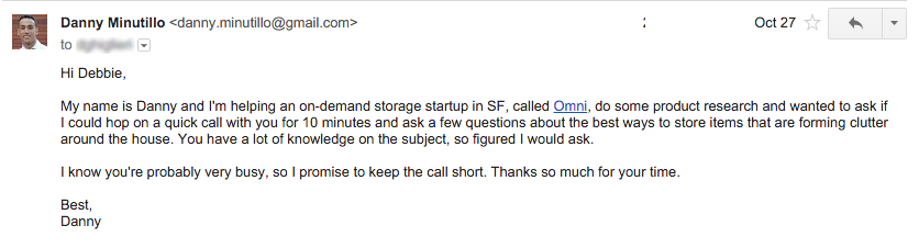 Cold Email: One of the Best Kept Secrets in Silicon Valley