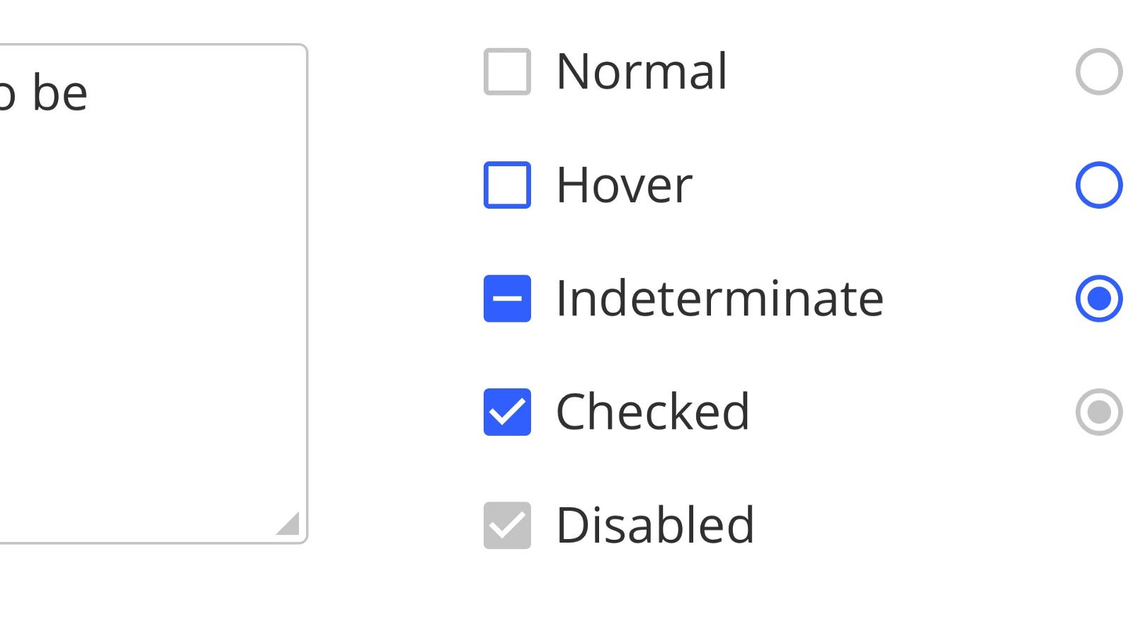 How to create a design system in sketch part five for the checkboxes it was simply a case of bringing together 2 existing elements from inside of my system icon and text symbols creating the necessary biocorpaavc Gallery
