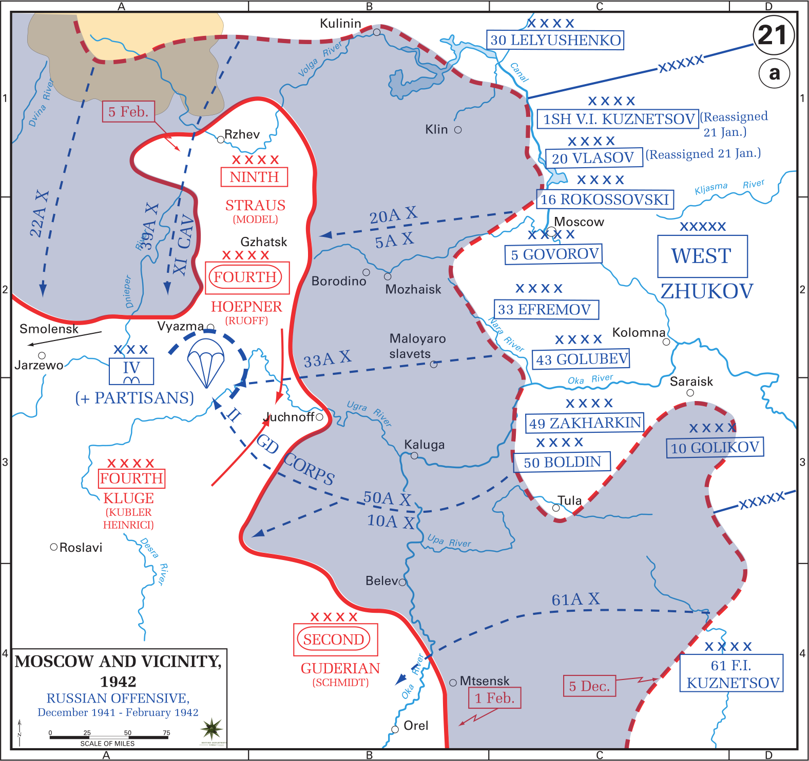 Eastern Front Maps of World War II – Inflab – Medium