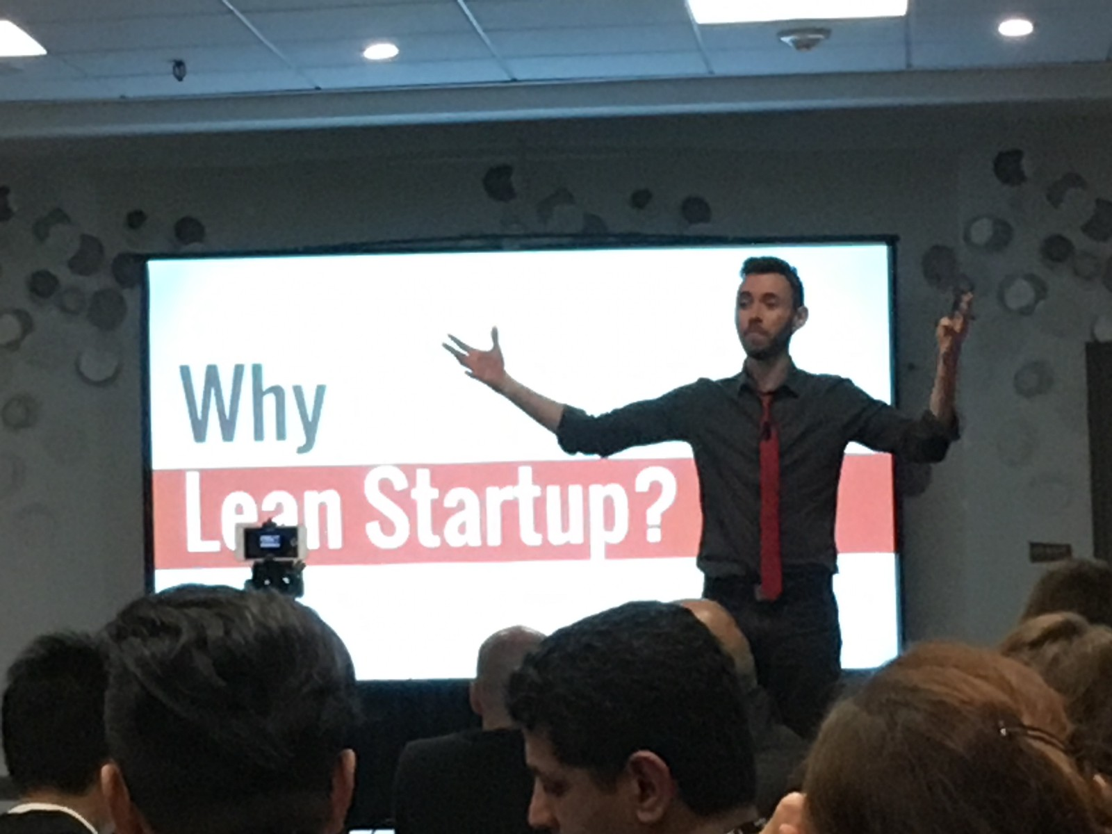 How to (better) teach Lean Startup