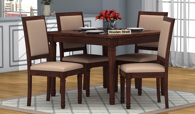 7e5df237d The advantages you get from a four-seater dining table arrangement