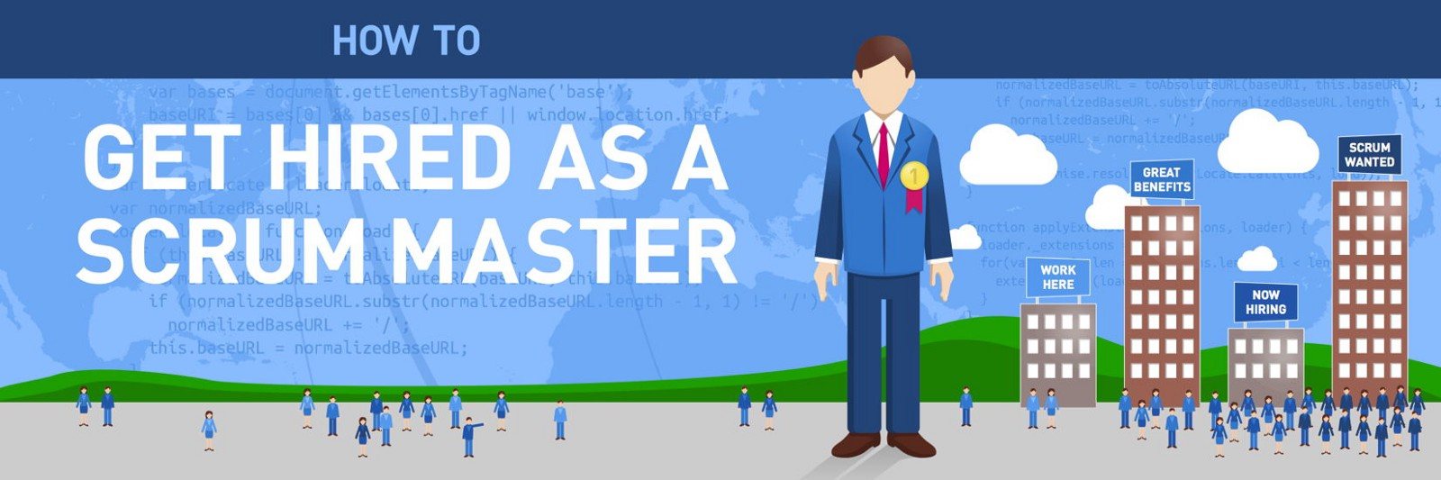 how to get hired as a scrum master