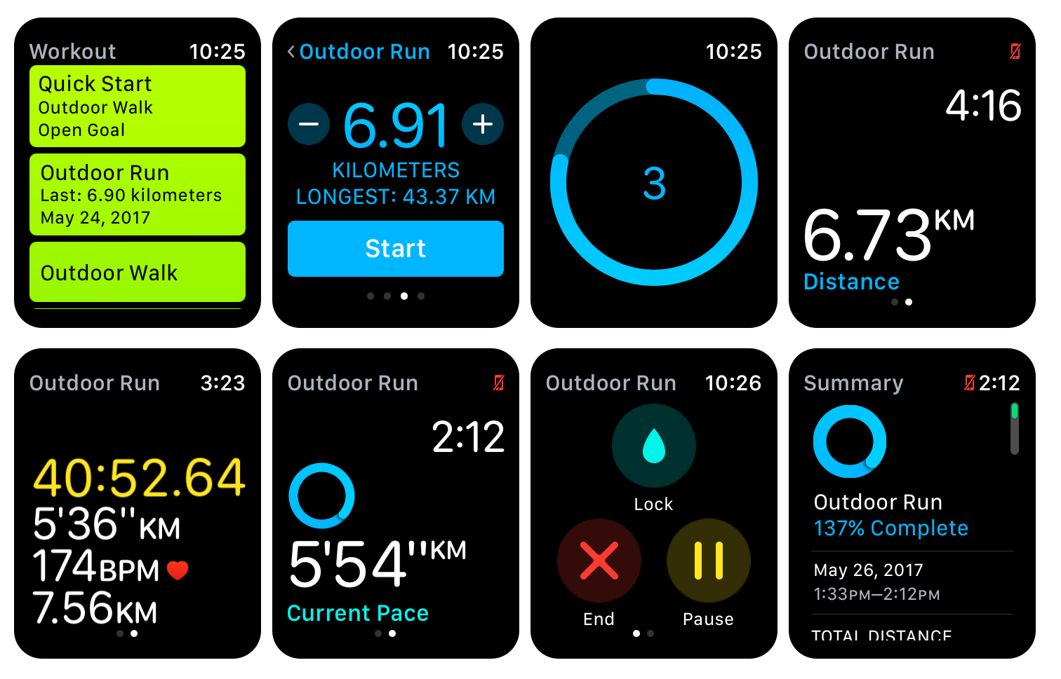Can i use runkeeper on apple watch without iphone