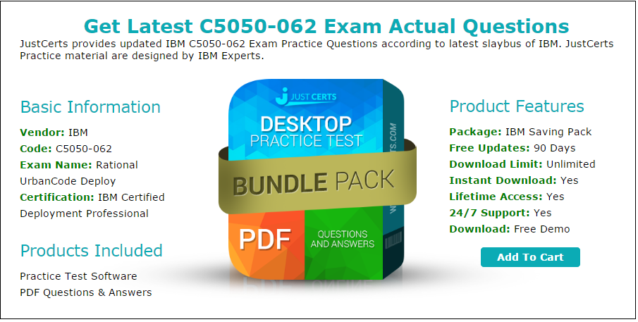 Latest C5050 062 Ibm Certified Deployment Professional Exam
