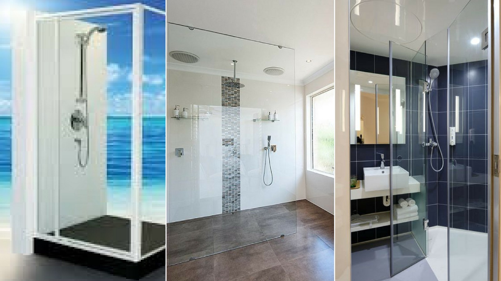 Why Should You Choose A Frameless Shower Screen? – Elite Glass ...