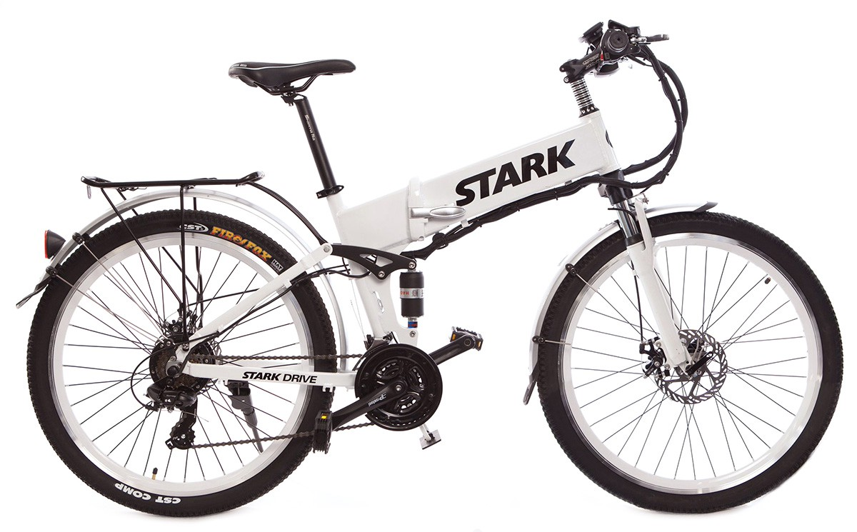 Bicycles Stark: reviews, review, features 75