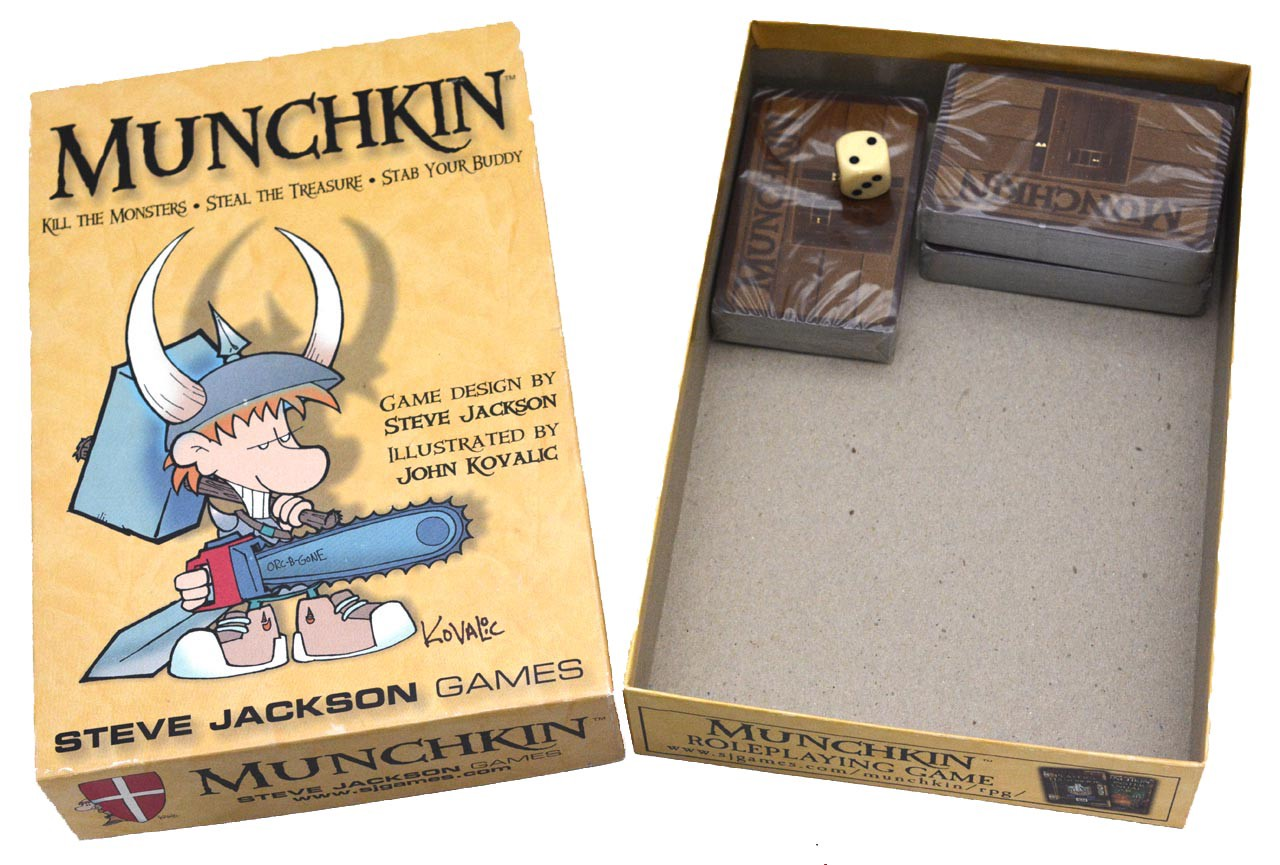 Someone let a munchkin create the box. & Top 10 Game Boxes That Contain More Air Than Game u2013 TABLETOP TRIBE ...