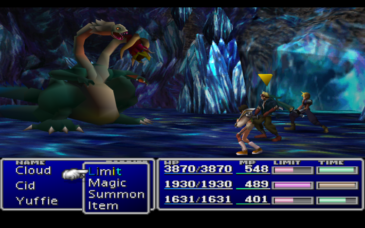 Limit Break How Final Fantasy Evolved From A Last Ditch Effort To A
