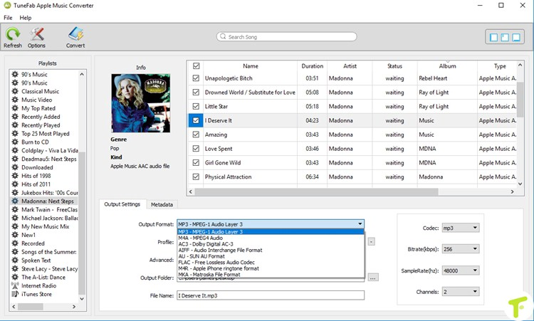 M4P to MP3 Converter: Convert Your iTunes M4P or Apple Music
