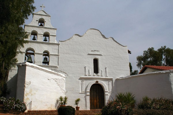 10 California Missions That Will Remind You Of Spain S