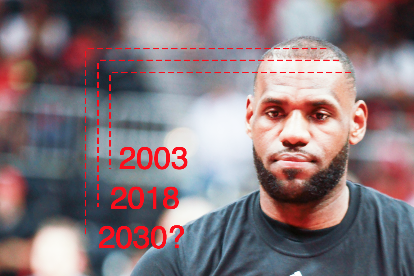 7a7adff322e I m of the extremely unpopular opinion LeBron James is a more likable NBA  superstar than Michael Jordan