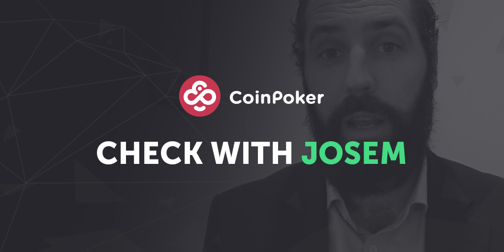 CoinPoker ICO Facts Check with Michael Josem