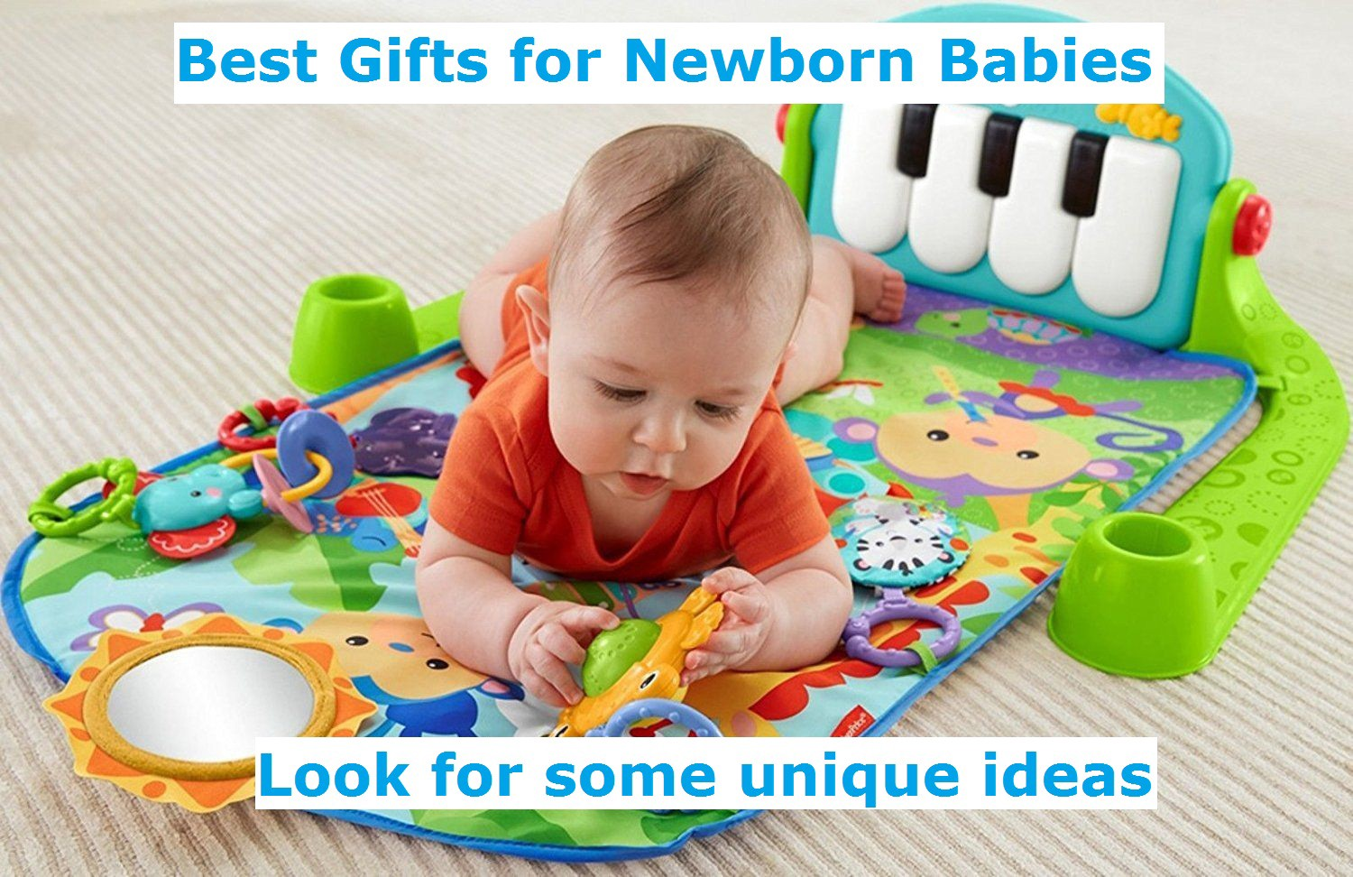 3d590235ad96 Best Gifts for Newborn Babies- Look for some unique Ideas