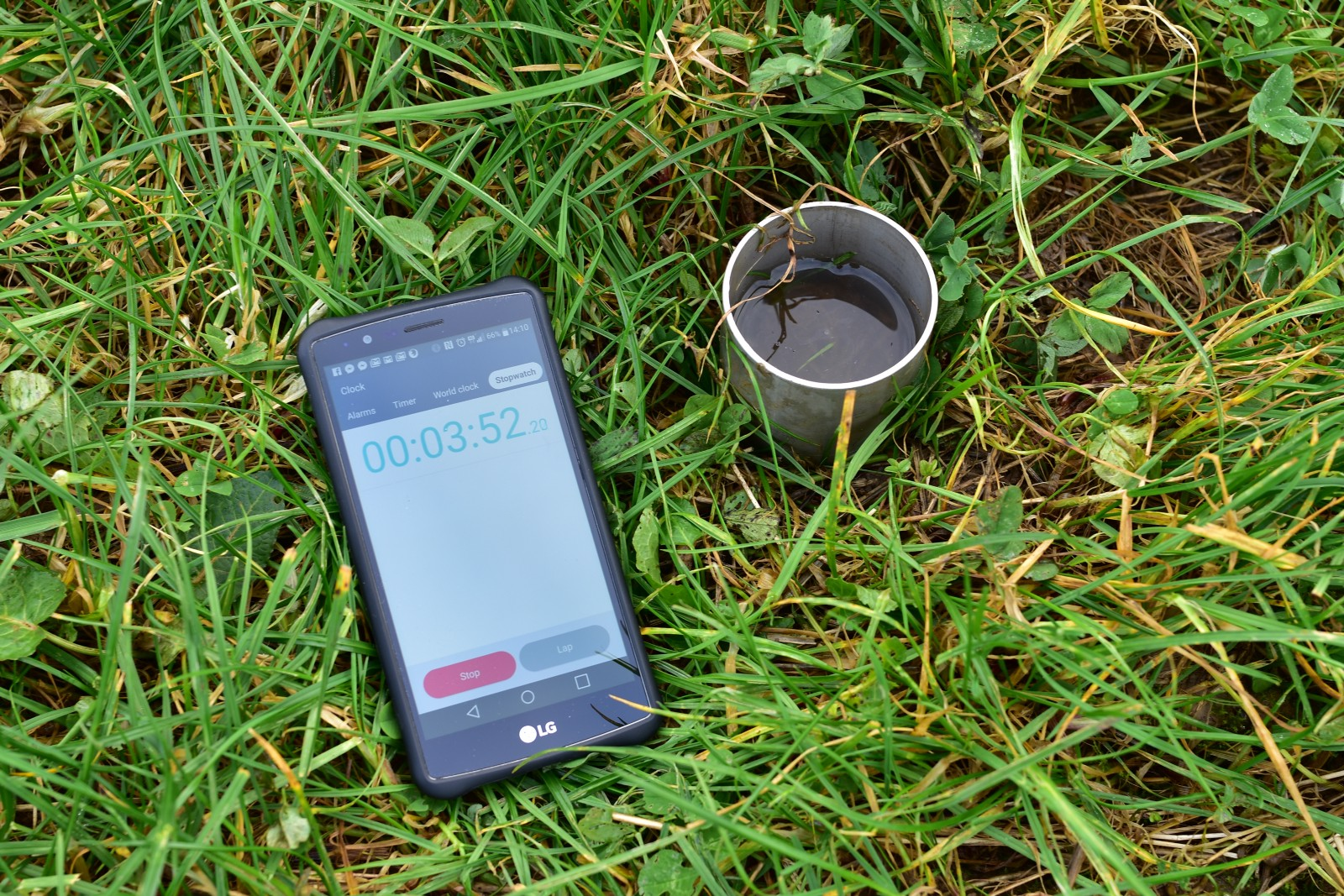August 2018 Sectormentor For Soils This Simple Plant Water Alarm Circuit Indicates When The Soil Is Dry Which Kind Of A No Brainer Though That Said Its Really Measure Aggregation Since As Improves So Does Infiltration