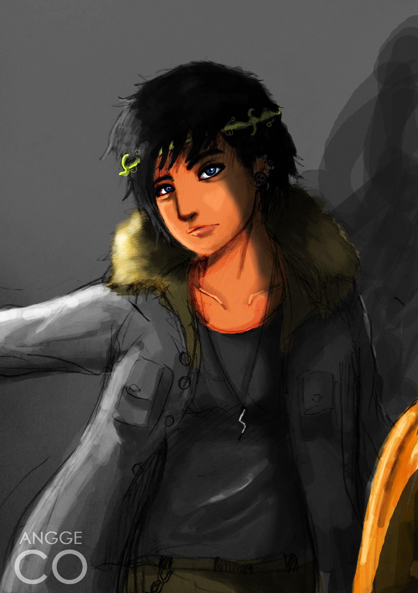 Percy Jackson / Heroes Of Olympus Illustrations – The ...
