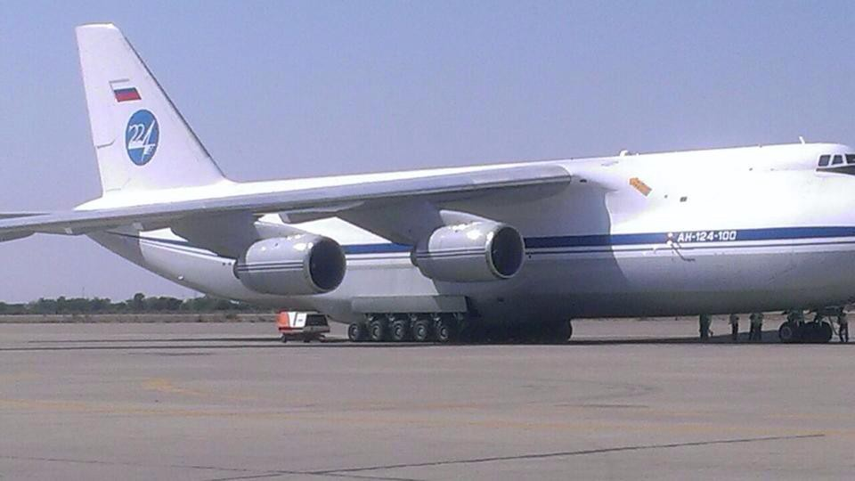 One Cargo Plane, Two Helicopters, Five Countries and a Giant Misunderstanding