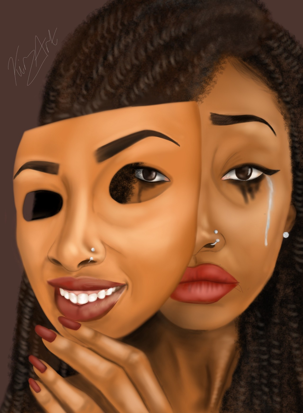 The Side Effects Of Being The Strong Black Woman