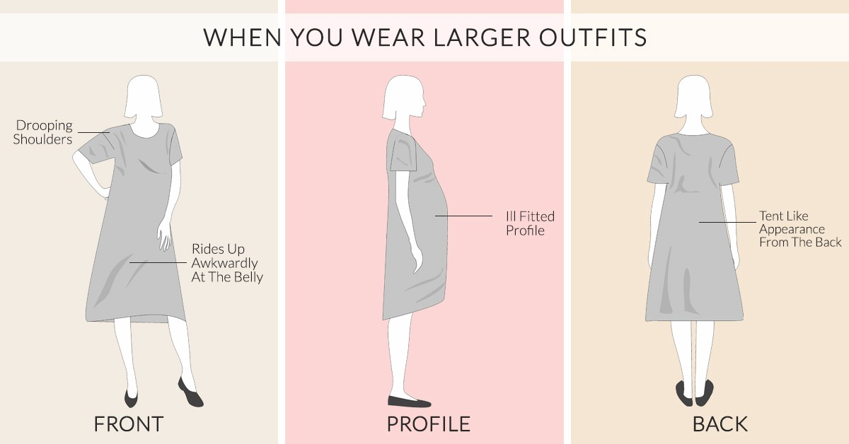 Maternity Clothes — Do You Really Need Them? – whybeyou ...