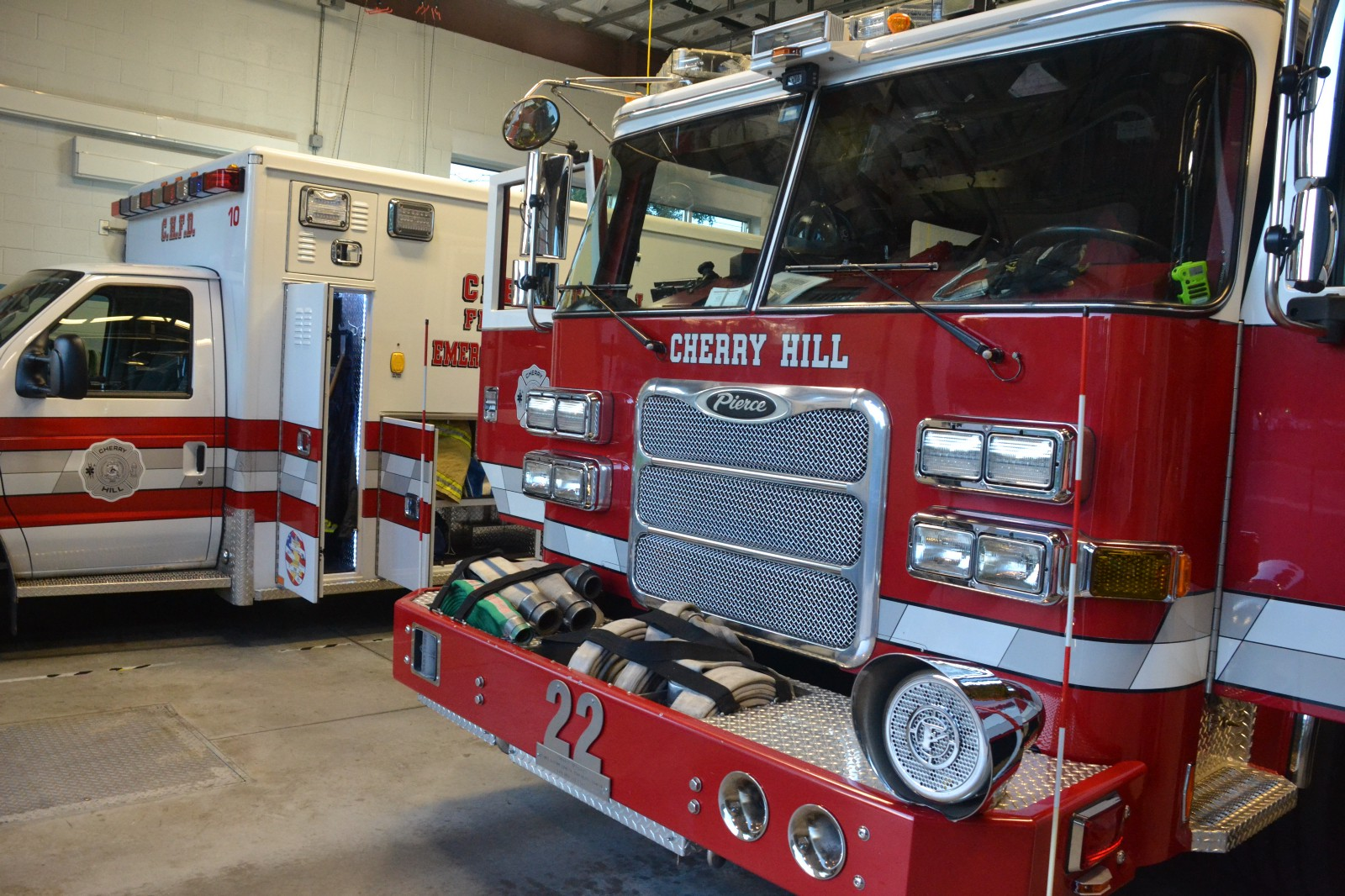 Cherry Hill Fire Department Hosting Child Seat Safety Check Event On Friday