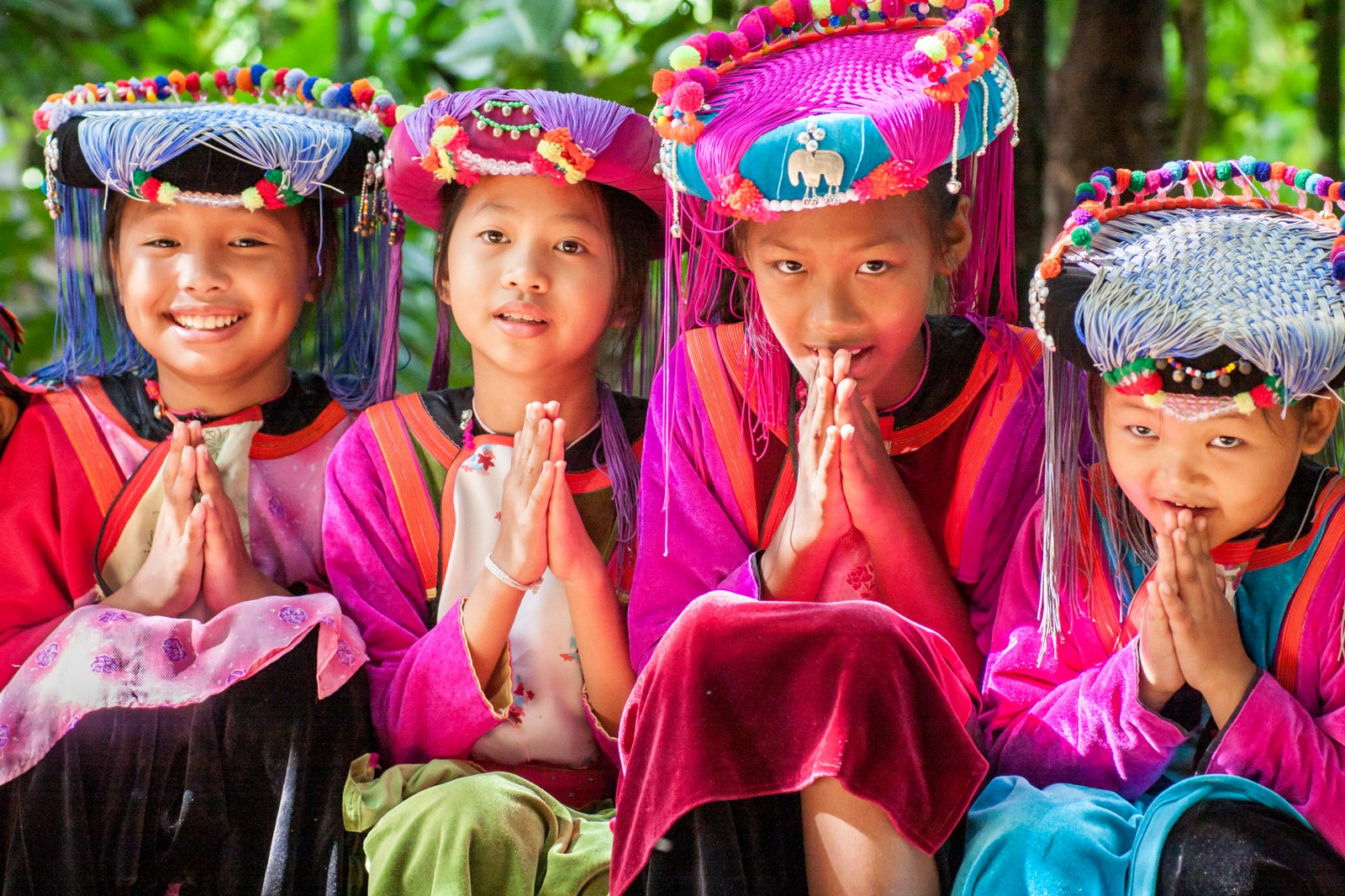 Agoda a world class technology company first and a global travel wai greeting in thailand image via shutterstock kristyandbryce Choice Image