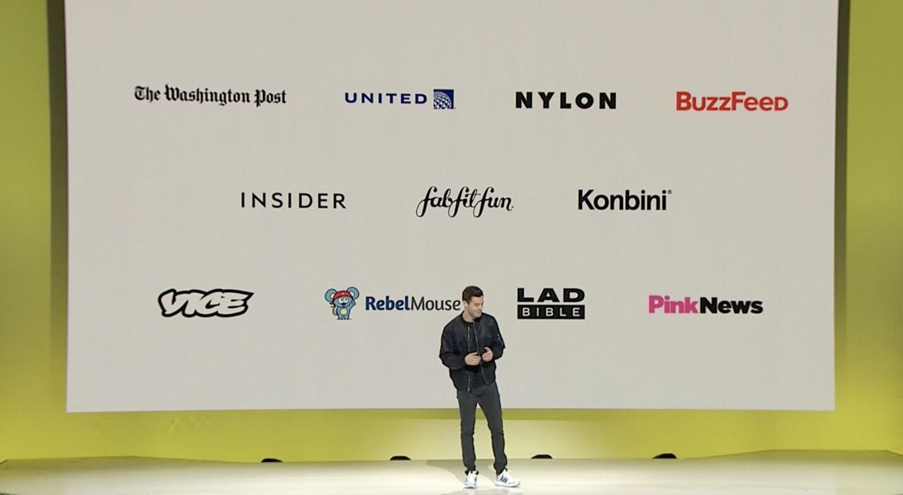 I've seen the future, and it's yellow and vertical: What I learnt at Snap's Partner Summit