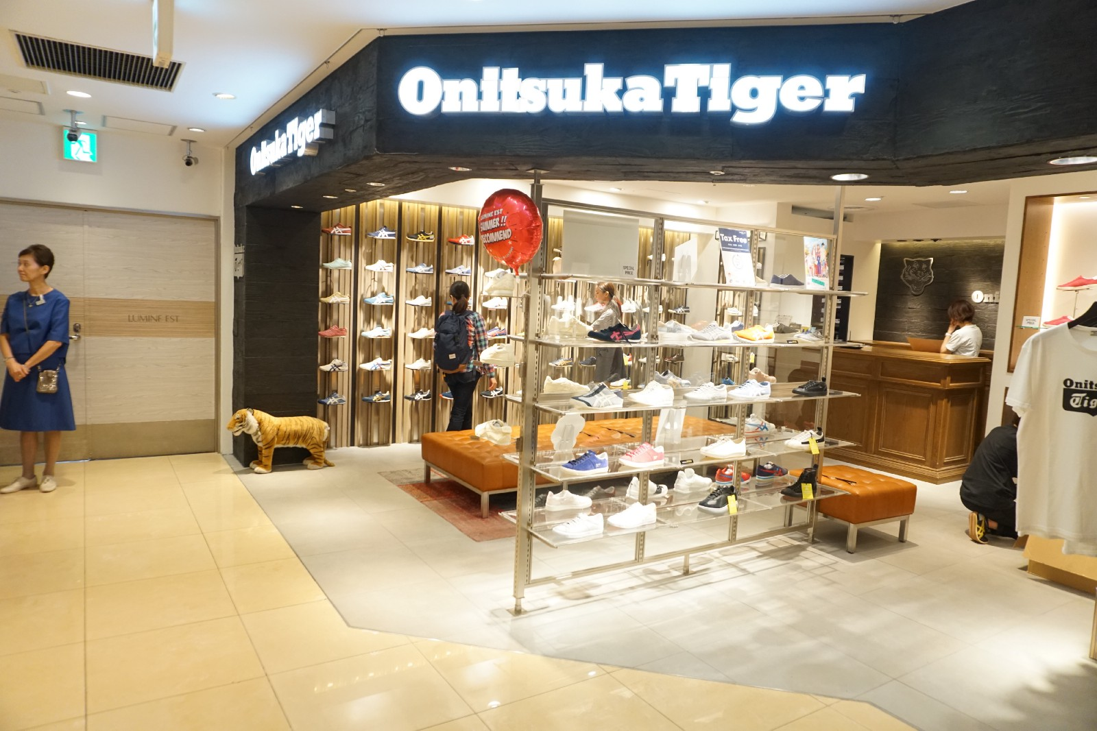 Onitsuka Tiger has produced essential shoes for your lifestyle since 1949.  Around the beginning of the 21st century 91b648f99