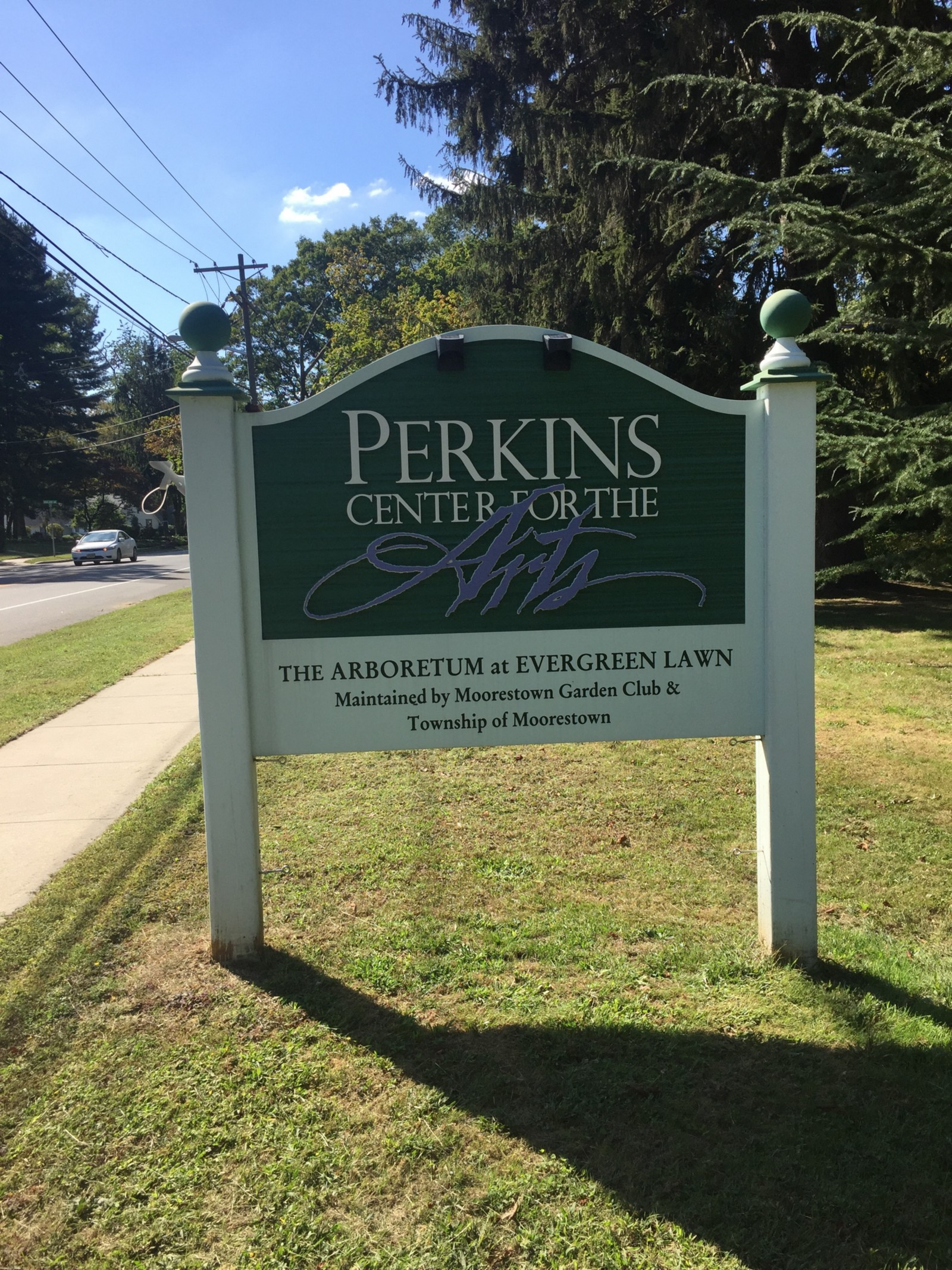 Perkins Center for the Arts receives Horizon Foundation grant