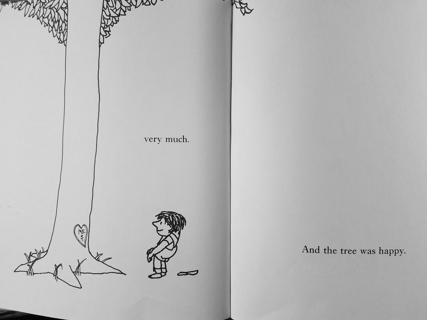 Why The Giving Tree Makes You Cry and Its Not Why You Think
