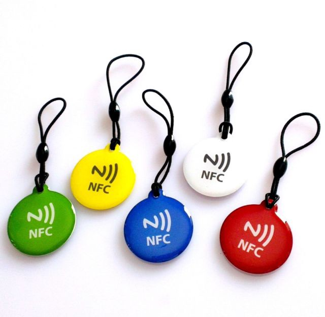 how to read nfc tags