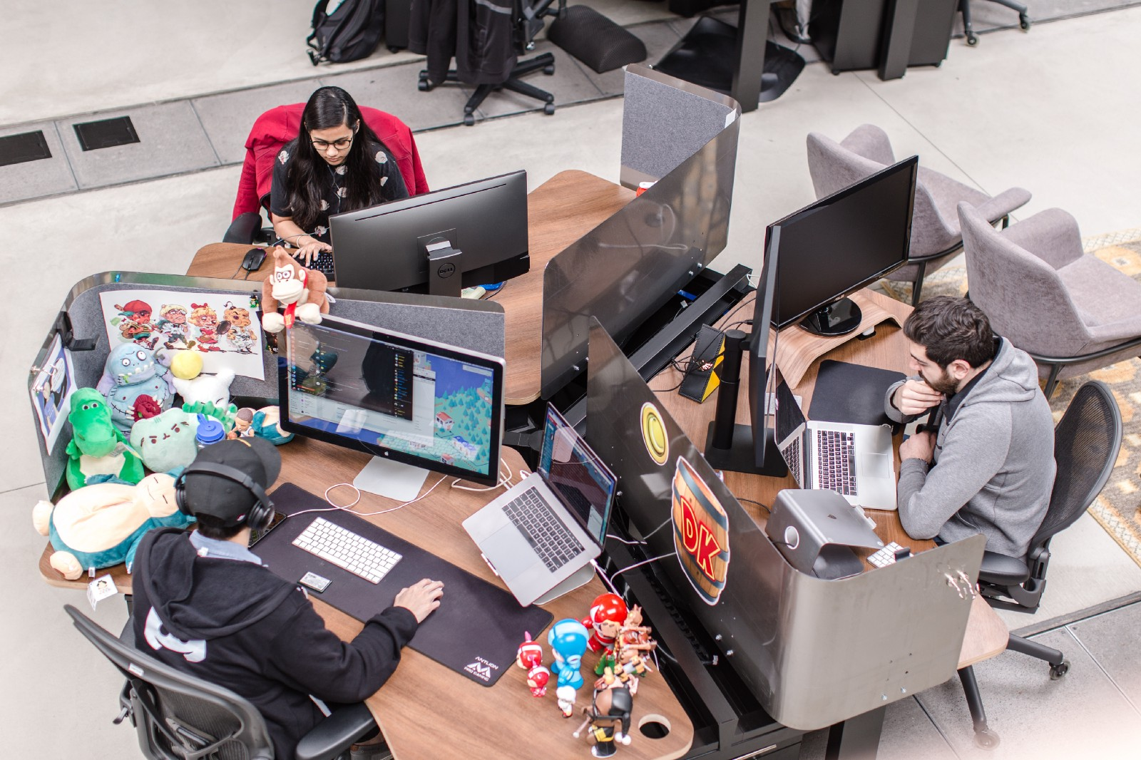 The Four Values Of Working At Discord Discord Blog - Video game designer working conditions