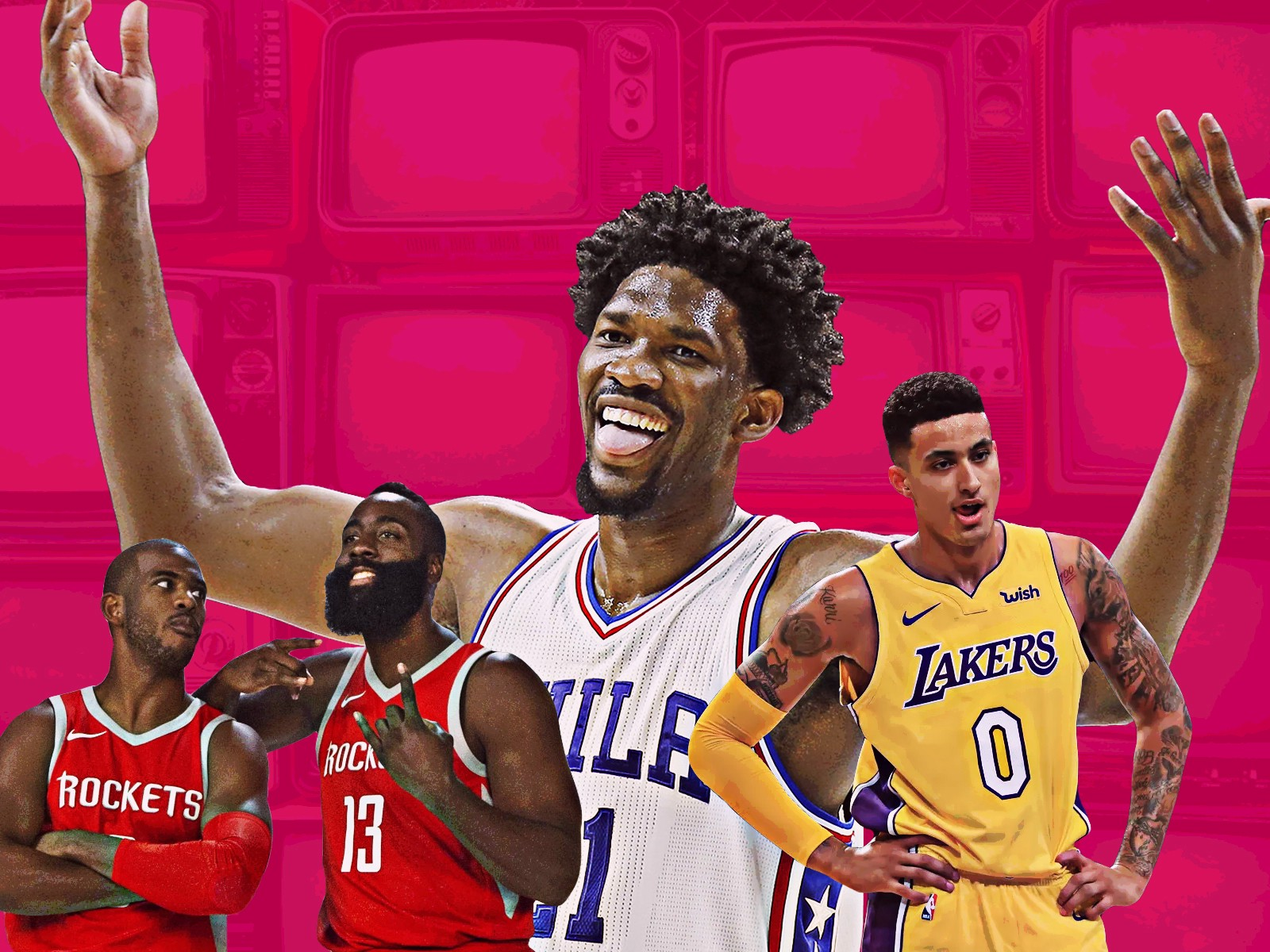 ea0dc1fe826 The Most Watchable Teams in the NBA – Grandstand Central – Medium