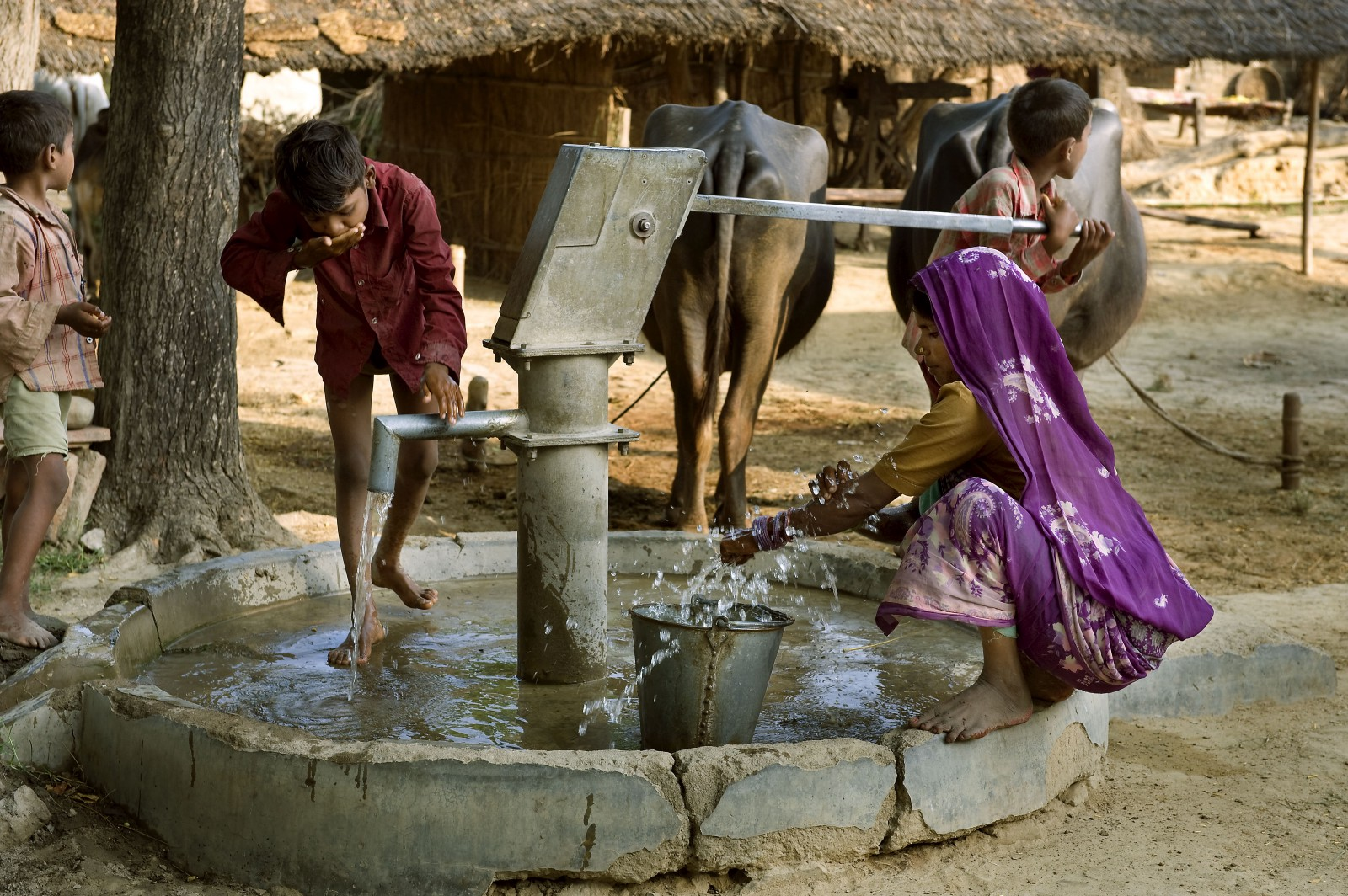 Using Mobile Phones to Alert Households Waiting for 'NextDrop' of Water