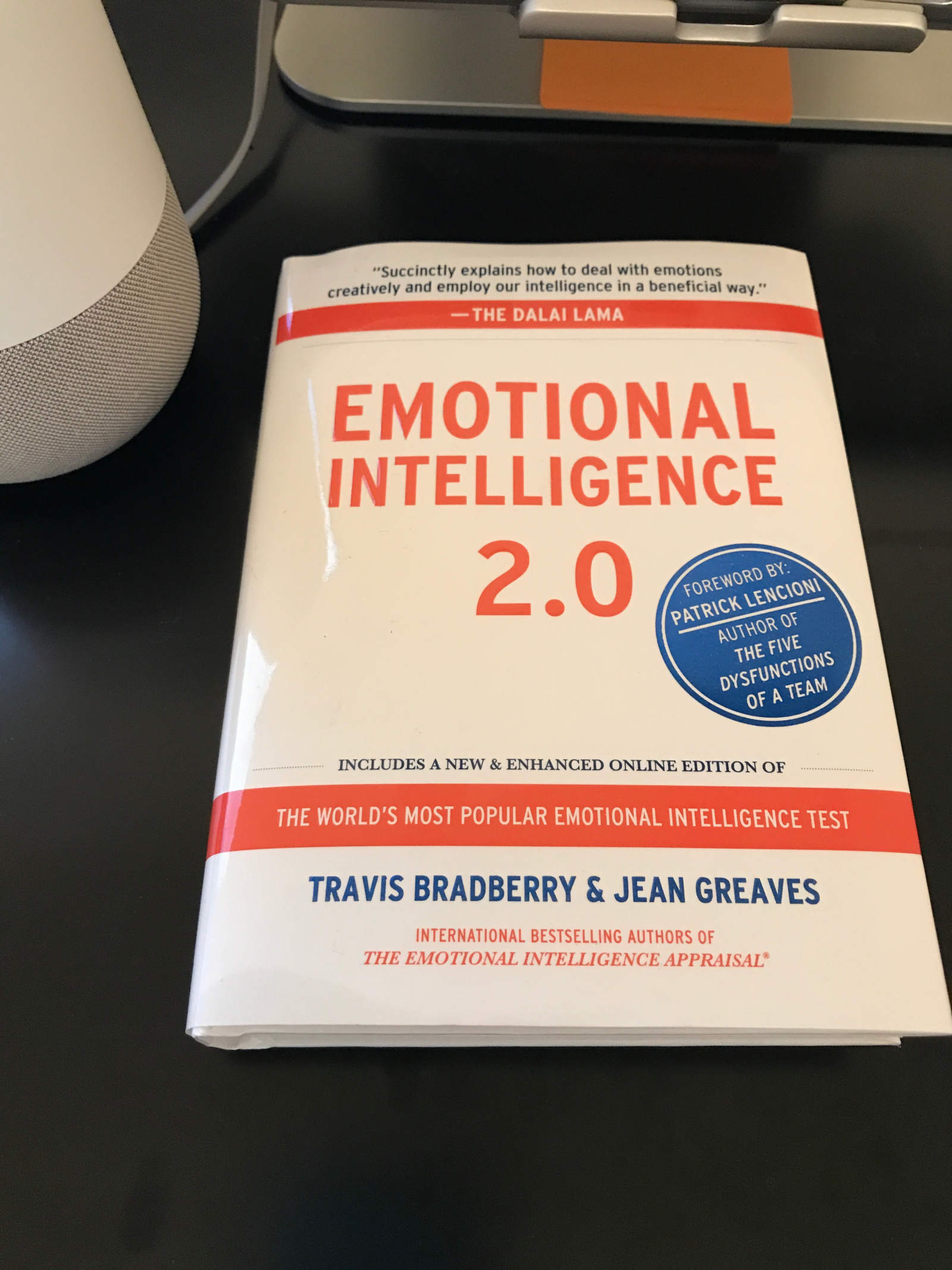Travis bradberry emotional intelligence 20