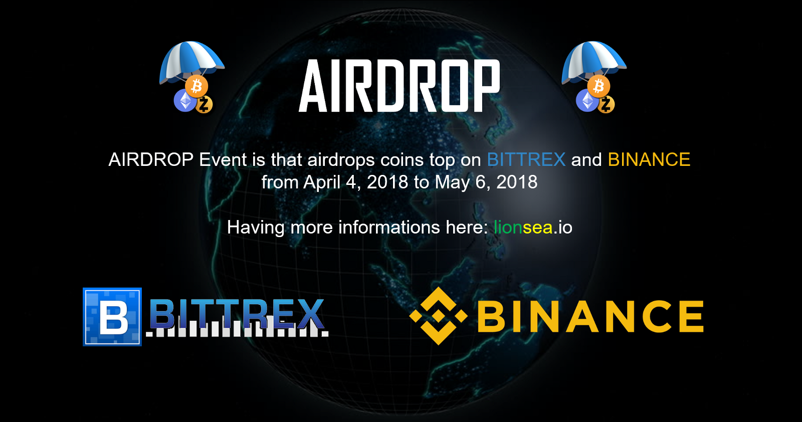 airdrop event on JumPic com