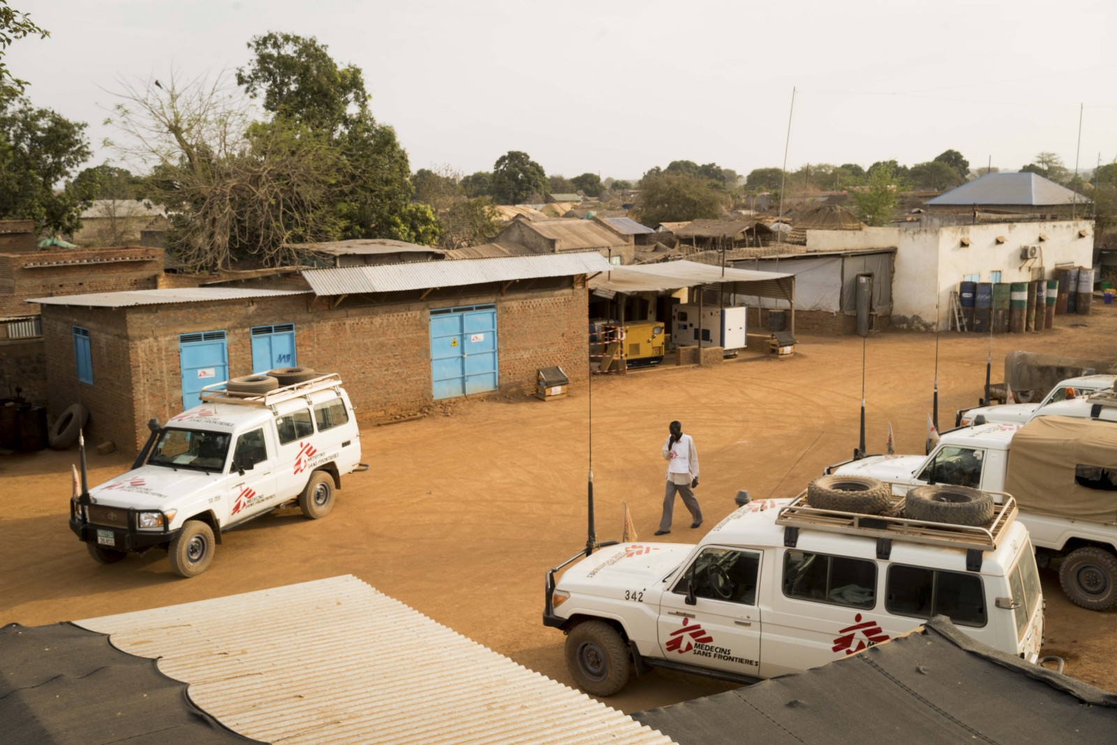 Aweil building image