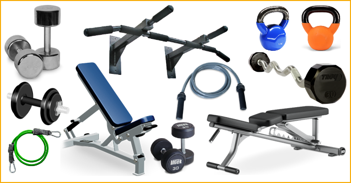 Essential Home Gym Equipment For The Perfect Workout