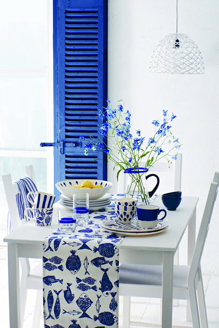 Embracing a Greek Aesthetic – Interior Design Collection ...