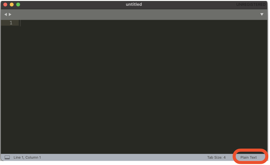 editor sublime text 3