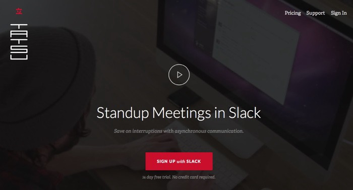 Slack as a playground for new products