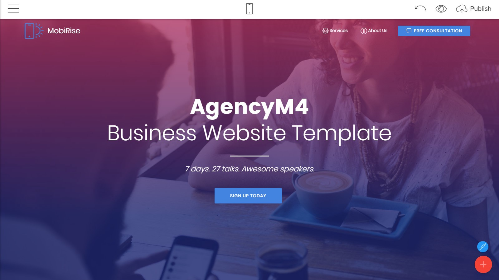 The Latest Bootstrap Mobile Templates You Shouldn\'t Miss