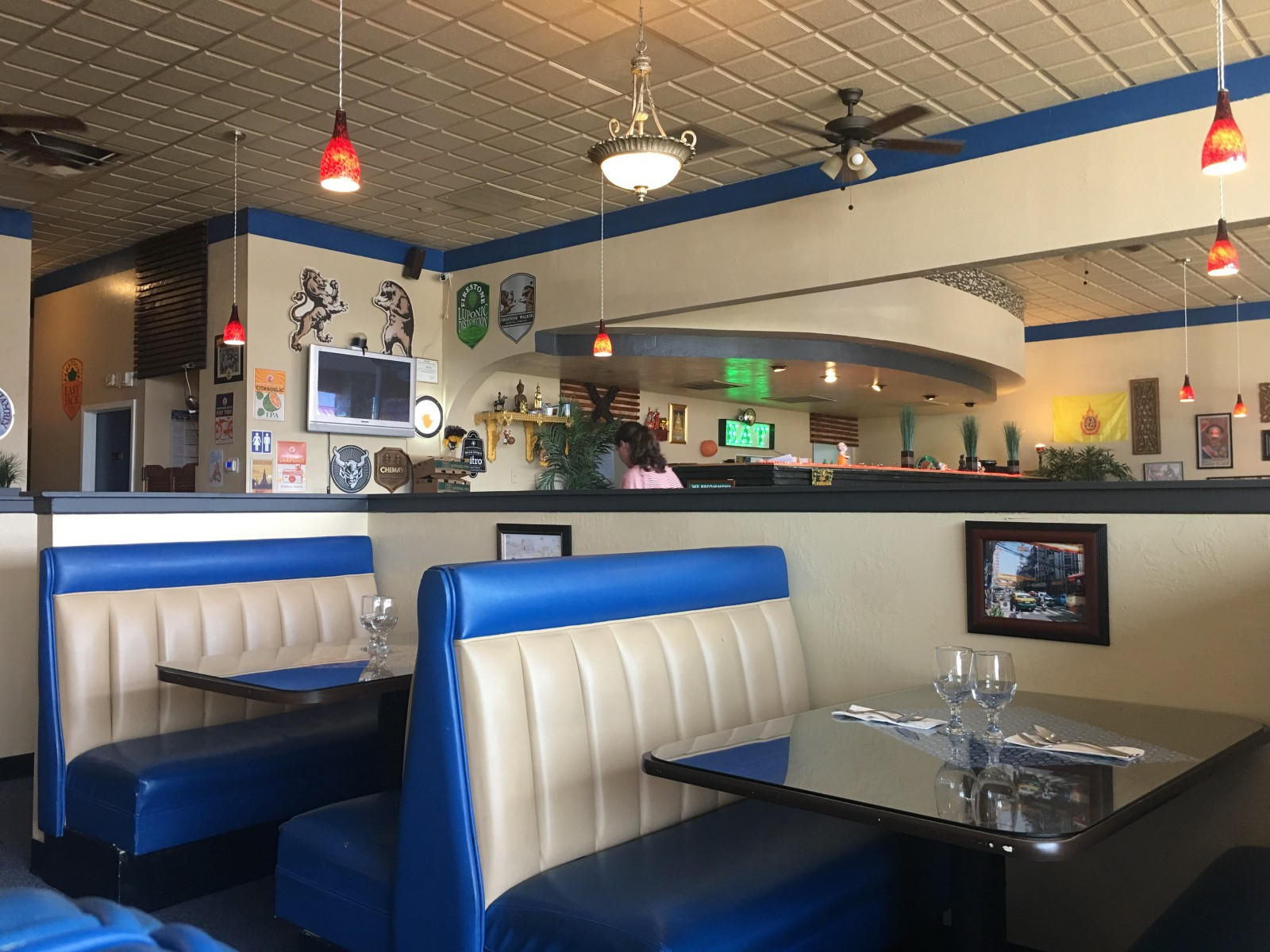 Apart From Other Thai Restaurants In Reno Is Also Its More Casual Style Instead Of A Fancier Traditional Scene Owner John Rahm Wants His Diners
