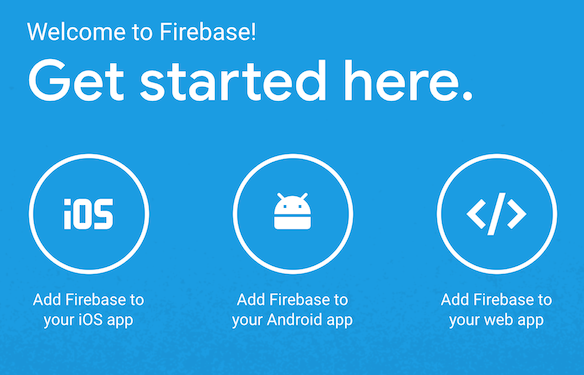 Add Firebase to your webapp