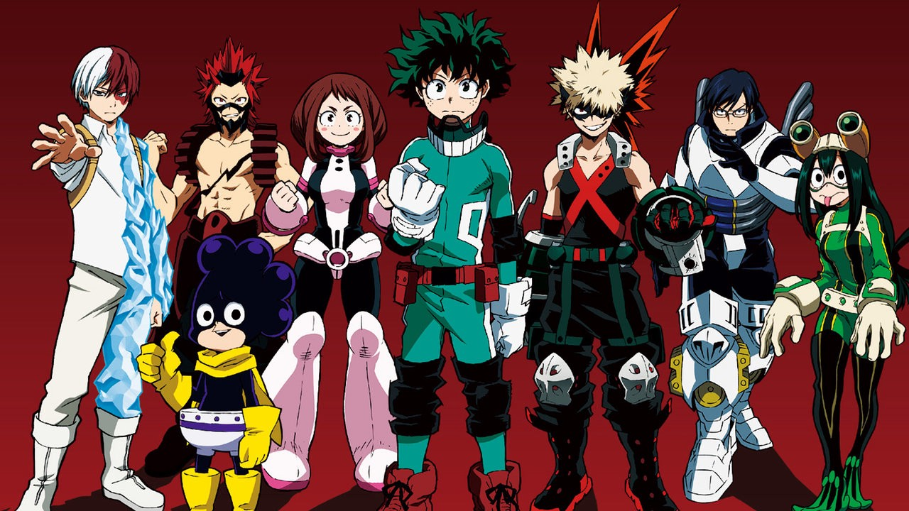 "b6034376c36c My Hero Academia Season 3 Episode 17 ""Class 1-A"" » Watch The Latest  Episodes My Hero Academia Season 3 Episode 17 »"