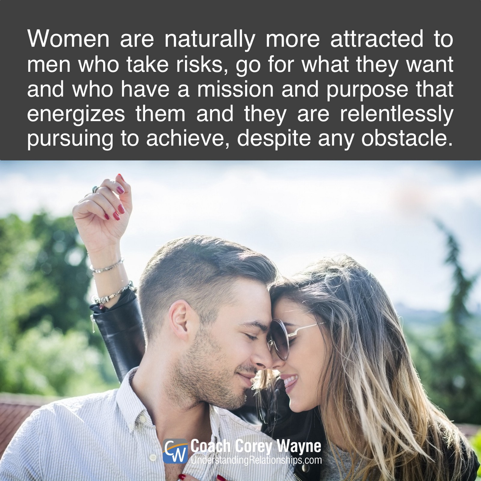 Corey Wayne What Women Are Attracted To In Men