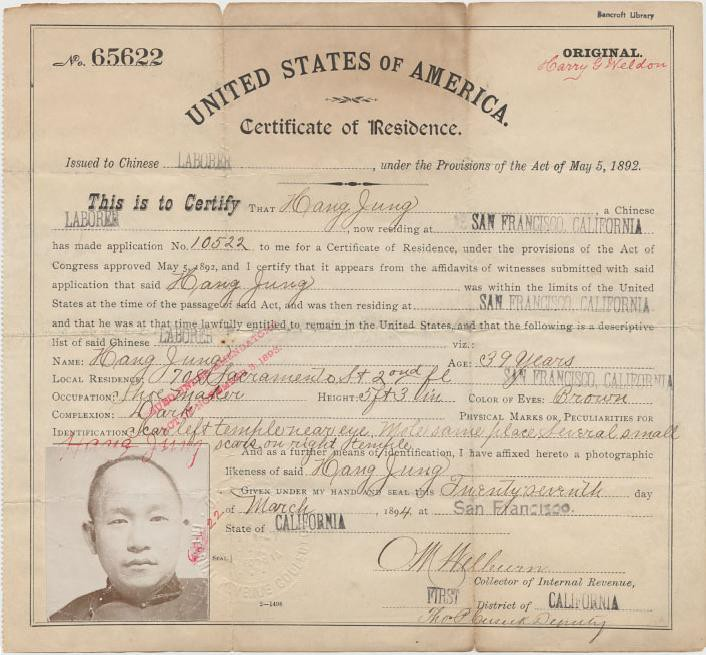 Divorce Records United States: In Pictures: The Making Of San Francisco's Chinatown