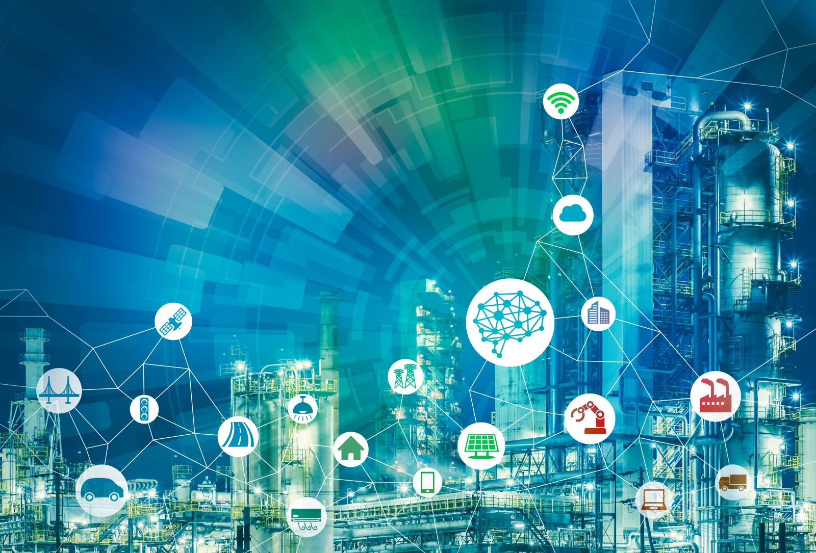 Digitization Fuels Efficiencies In The Energy Sector